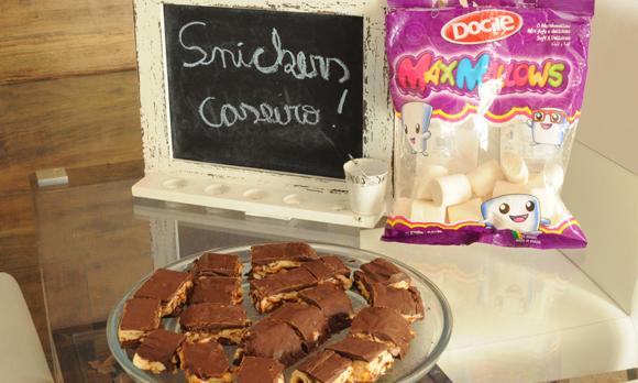 snickers-caseiro