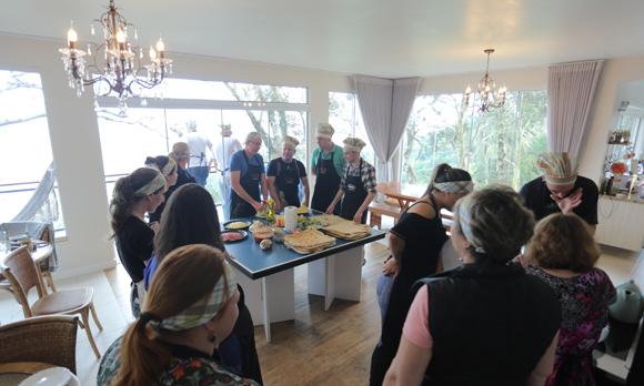 Cursos de Culinária em Março!