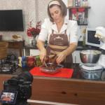 Bastidores da Cozinha da Cátia no YouTube!