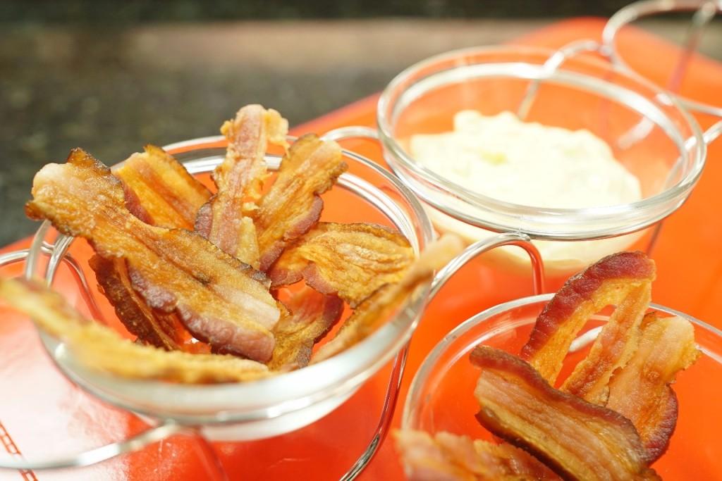 3 Receitas com Bacon!