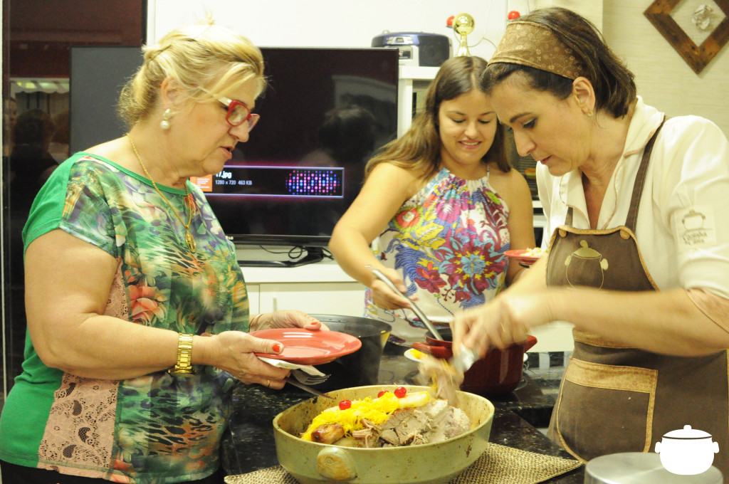 Cursos de Culinária em Dezembro de 2018